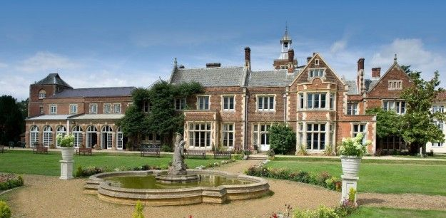 High Leigh Conference Centre